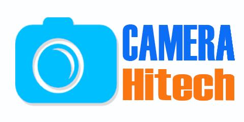High Technology Camera.