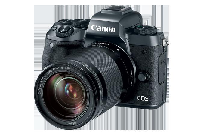 Cannon Eos M5.